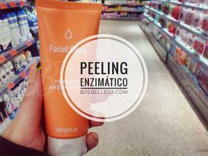 peeling facial mercadona