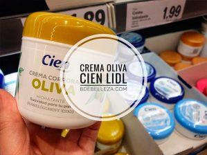 crema oliva cien lidl