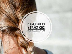 peinados rápidos y prácticos