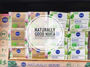 línea naturally good nivea