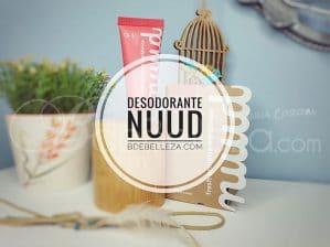 desodorante nuud