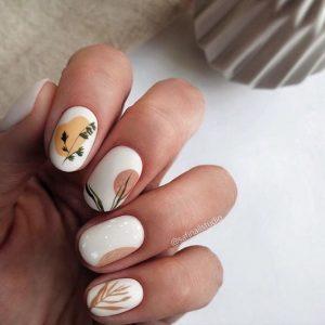 decoracion arbol uñas