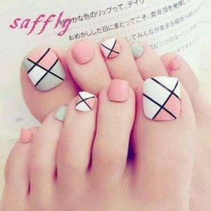 decoración de uñas para pies 7