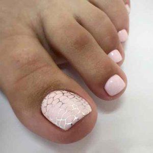 kit de estampación para uñas de pies