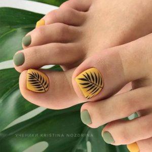 kit de estampación para uñas de pies 3