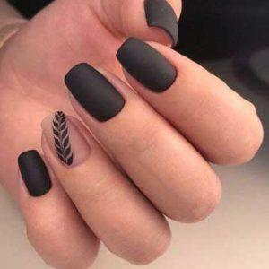nailart negro